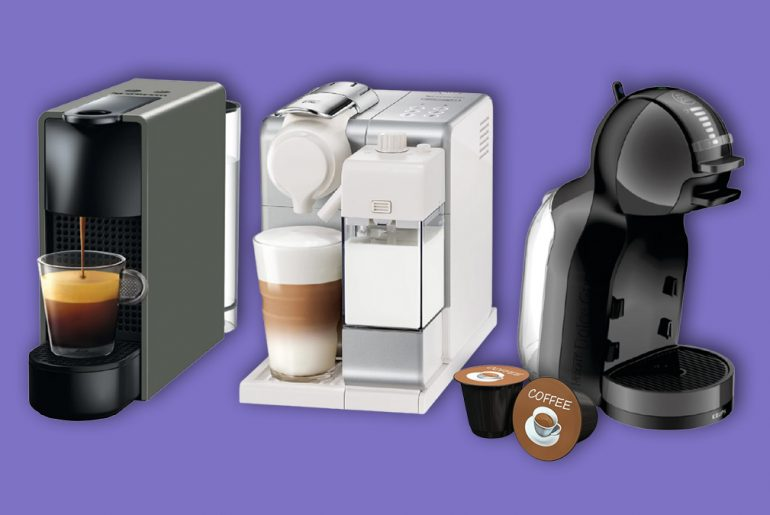 best pod coffee machine